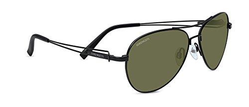Serengeti brando occhiali da sole, nero,