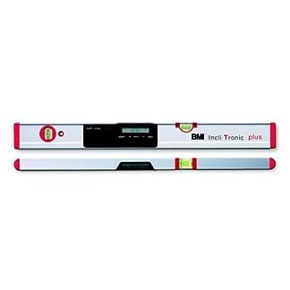 BMI 601060M electrónica burbuja inclit Electronic 60cm con 2imanes redondos
