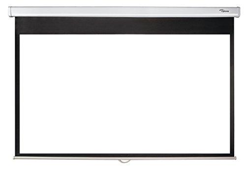 """Optoma DS-9092PWC 92"""" 16:9 Bianco schermo per proiettore"""
