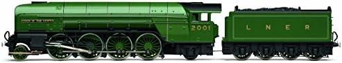 Hornby '00' calibre r3171 Railroad LNER 2–8-2 2–8-2 2–8-2
