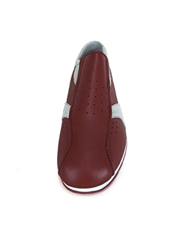REPLAY , Chaussons homme Rouge/blanc