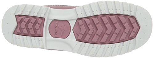 KangaROOS 30540 - Stivali Corti con Imbottitura Leggera da Donna Rosa (Pink 661)