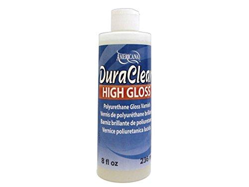 Duraclear High Gloss Varnish-8Oz