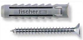 FISCHER 520752 - Taco SXt 8 - 5x50 / 50 Envase 50