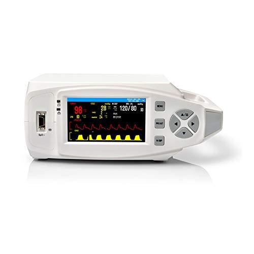 SJZV Pulsoximeter mit LED-Anzeige-Herzfrequenz-Monitor