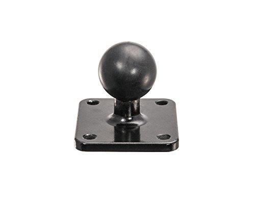 Arkon apmamps25mm Metall 4Loch AMPS auf 25mm Gummi Ball Adapter Für ARKON Robuste Mount Serie Retail, schwarz