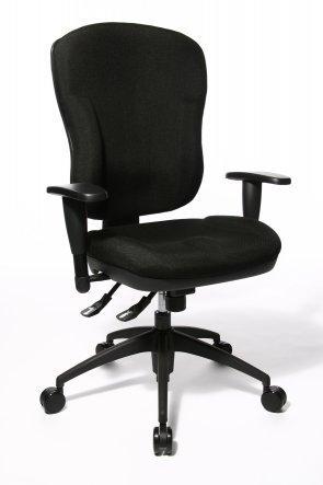 chaise-pivotante-topstar-chaise-de-bureau-wellpoint-30-sy-noir-avec-accoudoir-8060kg20