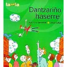 Dantzariño haserre (Lamia)