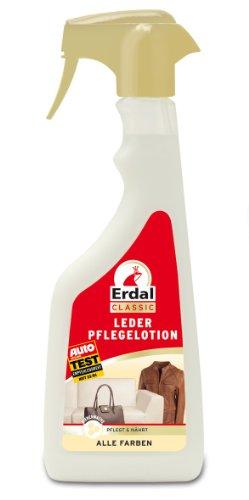 Erdal Lederpflege Lotion farblos, 2er Pack (2 x 500 ml) (Leder-lotion)