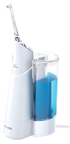 Philips Sonicare AirFloss Ultra Munddusche HX8462/01 für die Zahnzwischenraumreinigung - inkl. Ladegerät, automatischer Nachfüllstation & 2 Düsen – Die Alternative zur Zahnseide