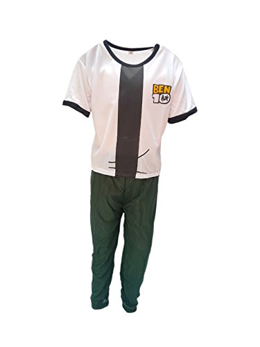 KFD Ben10 Fancy dress for kids,Super Hero Costume for Annual function/Theme Party/Stage Shows/Competition/Birthday Party Dress