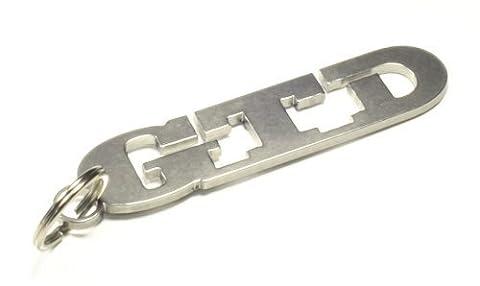 GTD Schlüsselanhänger MK 1 2 3 4 5 6 7 Turbo G60 Tuning Wolfsburg 16V DUB