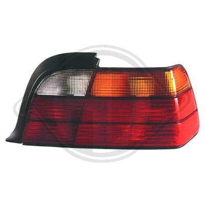 1213193 Feu arriere gauche (cote conducteur) pour B. Serie 3 Coupe et Cabriolet de type E36 de 1991 a 1999 Look Origine,