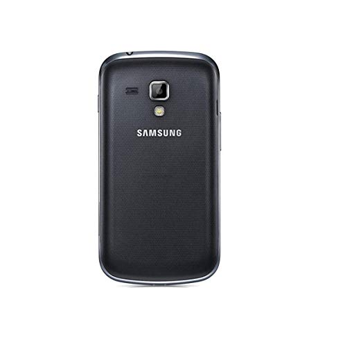 YOUNICK Full Body Housing Panel for Samsung Galaxy S Duos 2-(Black)