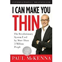 I Can Make You Thin: The Revolutionary System Used by More Than 3 Million People (Book and CD) (Hardcover)