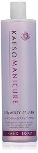 Kaeso Rouge Berry Splash Manicure Bain 495 ml