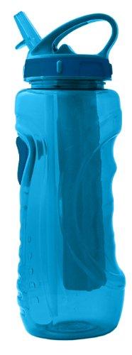 Cool Gear Bouteille avec infuseur Bleu 828 ml