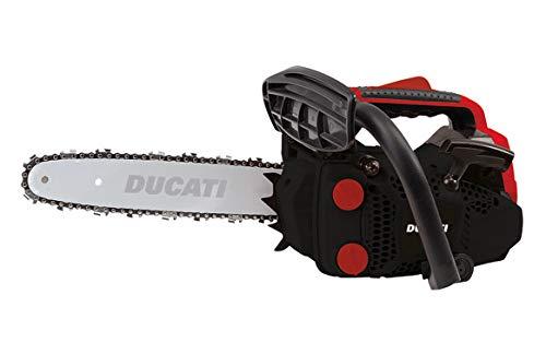 """Ducati DCS2600 - Motosierra de poda 25.4 cc con barra de 10"""""""