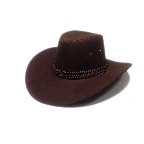 Hunptail Westernhut Cowboy Hut ALS Kostümzubehör, Texashut für -
