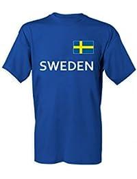T-Shirt Schweden S-4XL