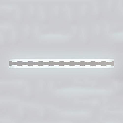BAIF Spiegel Licht Eisen + Acryl 15-40