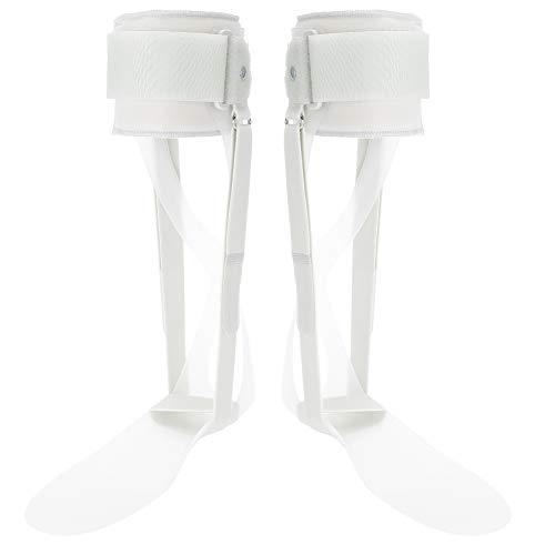 Knöchelunterstützung, Fuß-Drop-Orthese Knöchelbandage-Orthese Schiene-Klammer-Orthese Erholung Ausrüstung Injection Brace Orthese Schiene Knöchelunterstützung für Männer und Frauen (4#) -