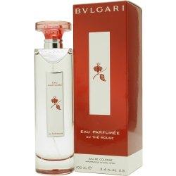 Bvlgari Eau Parfumee Red Tea Perfume for Women 3.4 oz Eau De Cologne Spray