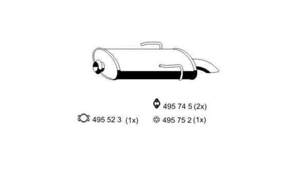 RAU Fussmatten Zero graphit Opel Zafira A ab Bj 4//99-5//2005
