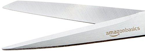 AmazonBasics Multipurpose Scissors - 1-Pack