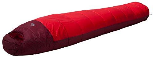 Mckinley 261790900723 Sac de Couchage Mixte Adulte, Rouge/Rouge Foncé/Rouge, 195L