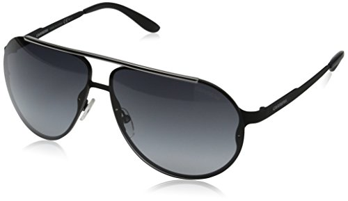 Carrera 90/S HD 003 Gafas de sol, Negro (Matt Black/Grey Sf), 65 Unisex-Adulto