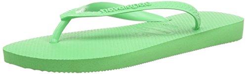 Havaianas Top, Unisex Adults' Flip Flop Sandals, Green (Pistachio)-  5 UK (39/40 EU) (37/38 BR)