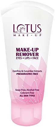 Lotus Herbals Makeup Remover, 50g
