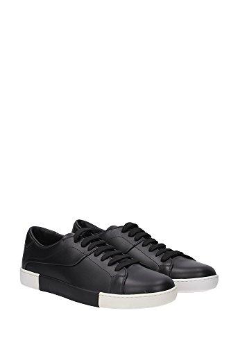 Prada Sneakers Homme - (4E2962NEROBIANCO) EU Noir
