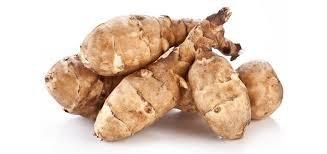 Natural Mente - Topinambur,5 Knollen,Diät,super geeignet zum Anbau,Eigenproduktion,Süßkartoffel 5 Knollen von Natural Mente by BrasilART auf Du und dein Garten