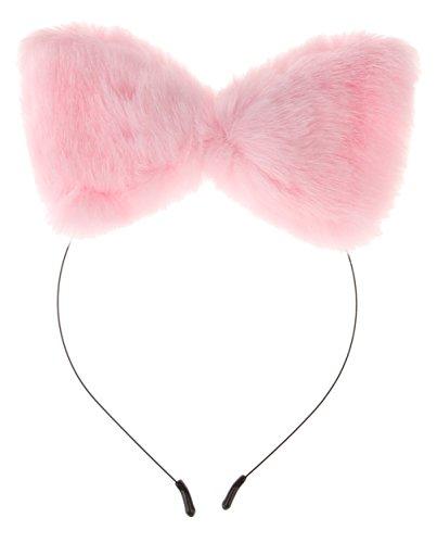 Imagen de eozy cosplay orejas de gato de animación diadema de cabeza disfraz juguetes rojo sandía