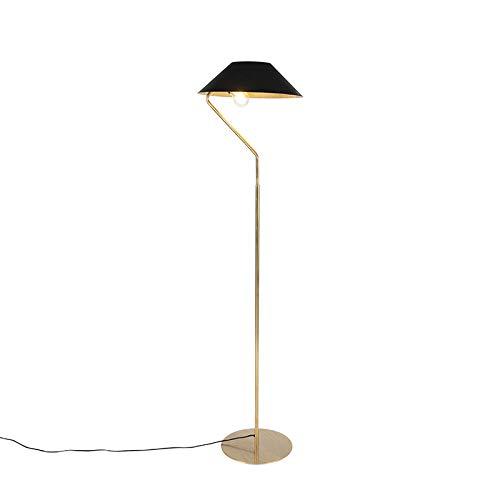 50e486a5 QAZQA Art Deco Lampadaire/Lampe de sol/Lampe sur Pied/Luminaire/Lumiere
