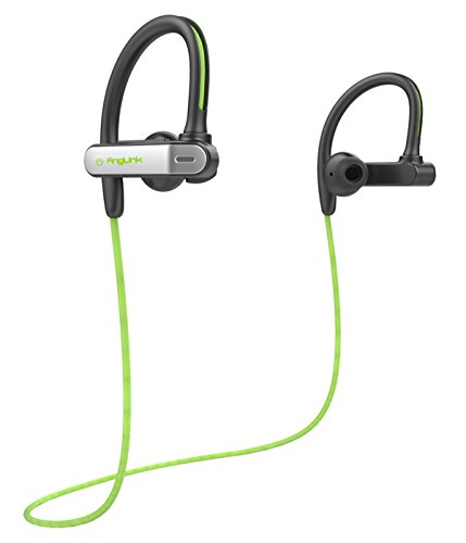 Auriculares Bluetooth 4.1, AngLink Auriculares Inalámbricos Deportivo