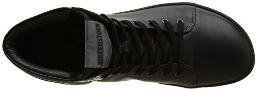 Birkenstock Bartlett, Baskets Hautes Femme Noir (Black)