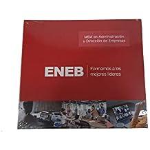 Máster MBA ENEB Online en Equipo – Máster colaborativo en Administración y Dirección de Empresas – Realización de trabajos en grupo, clases en directo, tutor, curso opcional de inglés incluido