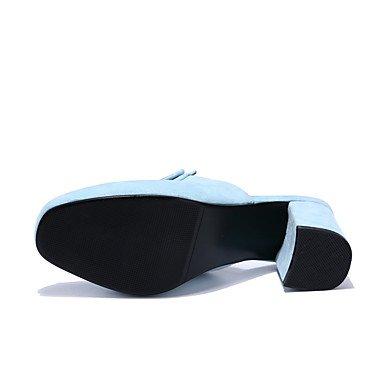 LQXZM Sandales femmes Semelle Lumière Confort Slingback bleu robe estivale joint de séparation décontracté Talon Noir Gris Bleu Amande2in-2 Almond