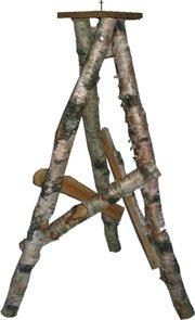 Vogelfutterhausständer, 100 cm