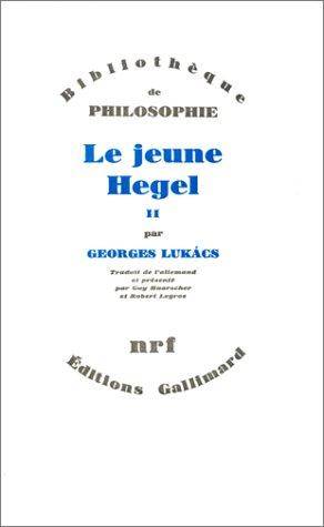 Le Jeune Hegel tome 2