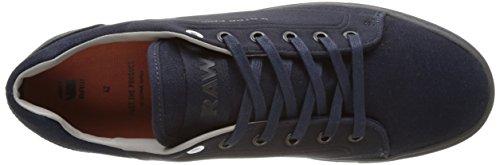 G-star Raw Thec Denim, Zapatillas Bajas Atléticas Para Hombre Azul (dk Navy 881)