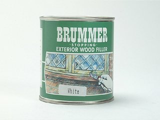 Brummer Intérieur Yellow Label Arrêt Petit Blanc