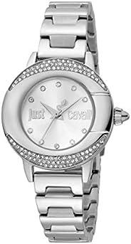 Just Cavalli Glam Chic JC1L150M0045 Women's Quartz Watch in Stainless S