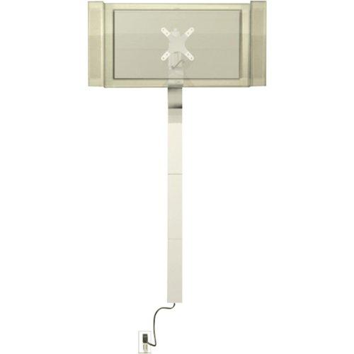 Level Mount Universal Cable Management Kit 5-Zubehör Flachbild-Einbau (weiß, 453g)