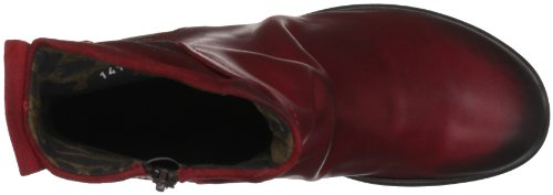 Fly London Mel, Boots femme Rouge - Rot (red 006)