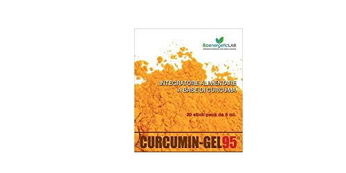 Curcumin Gel, 20 Stick Pack da 5 ml