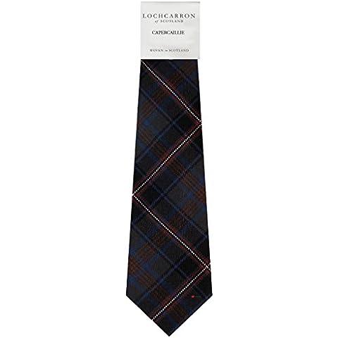 Capercaillie Tartan - Tartan (Modern) Soft Pure Wool, Mens